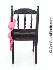 cor-de-rosa, soutien