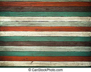 cor, madeira, antigas, textura