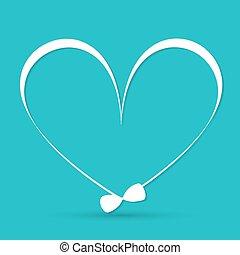 coração, ícone