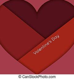 coração, abstratos, dia dos namorados, fundo