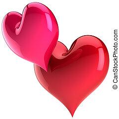 coração, caçador, amor