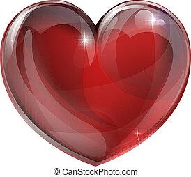coração, gráfico