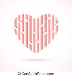 coração, ilustração