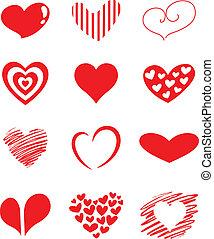 coração, jogo