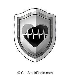 coração, médico, cuidados de saúde