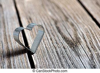 Coração,  valentines, Dia, fundo