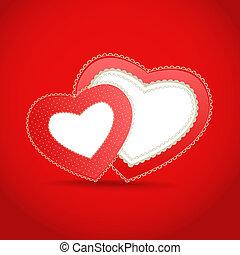 corações, valentine