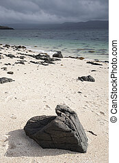 Coral Beaches, Waternish, Isle of Skye, Scotland, UK