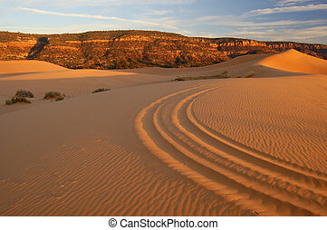 Coral Pink Sand Dunes 1