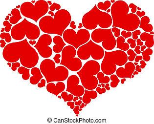 corazón, corazones