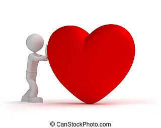 corazón, elasticidad