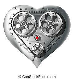 corazón, mecánico