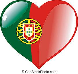 corazón, portugal
