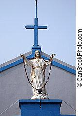 corazón sagrado, de, jesús