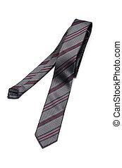 corbata, cuello
