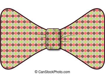 corbata de lazo