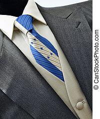 corbata, Vestido, bandera,  honduras, boda
