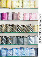 corbatas, empresa / negocio
