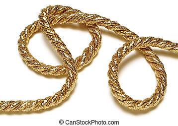 corda, dourado