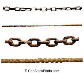 corda, linea, gruppo