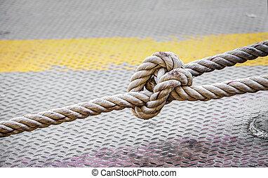 corda, nó