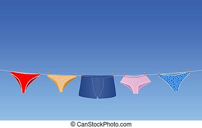 corda, panties