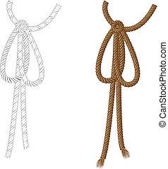 corde, arc