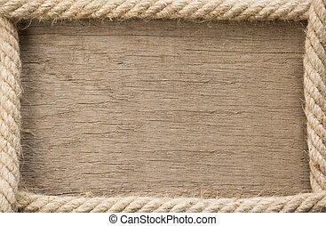 corde, bateau, espace copy