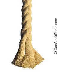 corde, fin