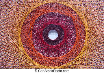 cordicella, arte
