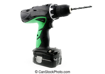 Cordless Drill - cordless drill as the repair and...