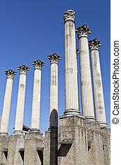 Cordoba Roman Temple
