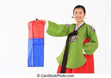 coreano, vida