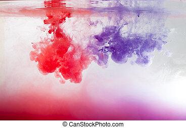 cores, abstratos