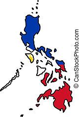 cores, filipinas