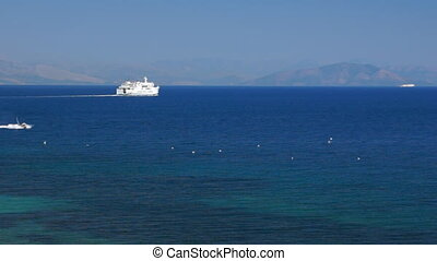 Corfu ferry - Greece