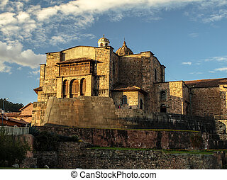 Coricancha - Temple of the Sun (Cusco, Peru)