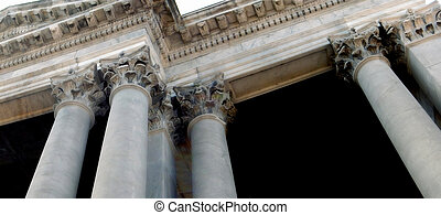 Corinthian Capitals - Corinthian Capital series of...