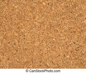 Cork Background - High quality texture of the cork board,...
