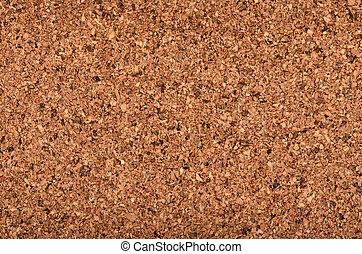 cork board background textur