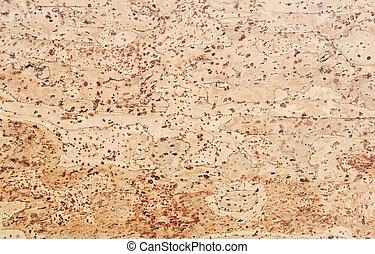 cork board flooring pattern