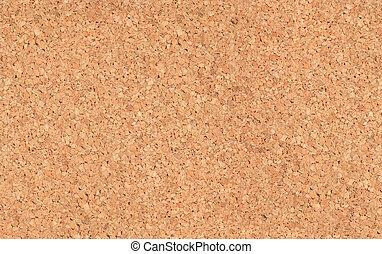 cork-board, fond