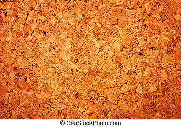 Cork board, for backgrounds or textures