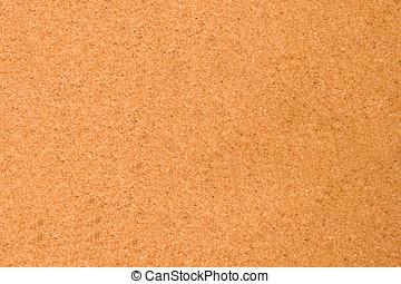 cork board - abstract macro of empty corck board