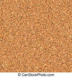 Cork Board. Seamless Texture. - Wooden Cork Board. Seamless...