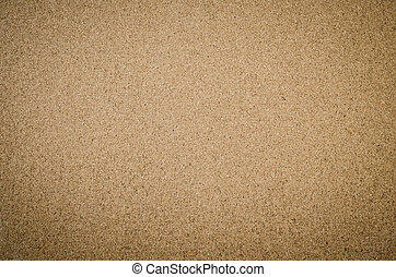 Cork board texture and background with vignet