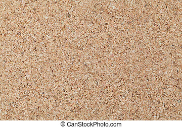 cork board texture background closeup