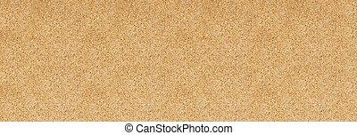 Cork board texture banner background