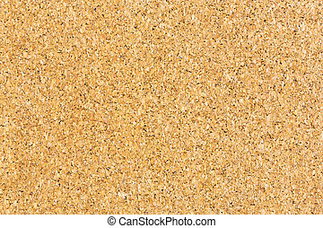 Cork board texture - Close up brown color cork board texture...