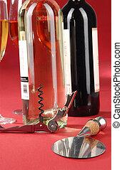 Cork Corkscrew Wine002